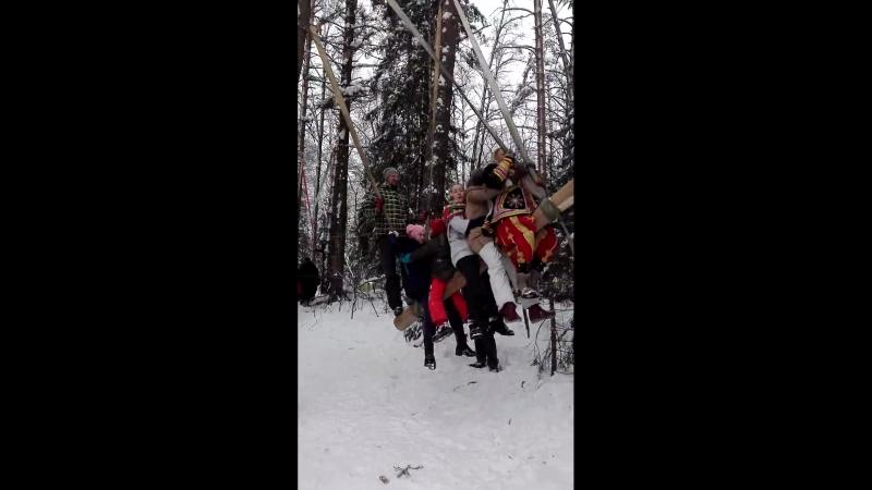 Под лесом лесочком два пахаря пашут - хороводная, с. Завгороднее, Харьковской обл.