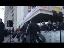 Донецк, 6 апреля, 2014 ( видео укроканала Крым реалии)Захват Донецкой ОГА. Хроника