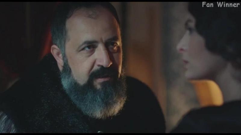 Великолепный Век. Шах-султан и Лютфи-паша. Шах не выполняет супружеский долг