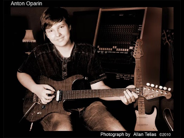 Anton Oparin - Without Words album - несколько треков с альбома
