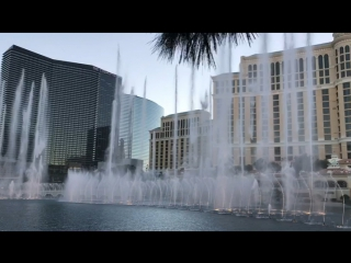 Las Vegas Strip, Лас-Вегас, штат Невада, США.