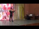 Размышление Массне исполняет Владимир Павлов, партия ф-но Алена Сокоушичева