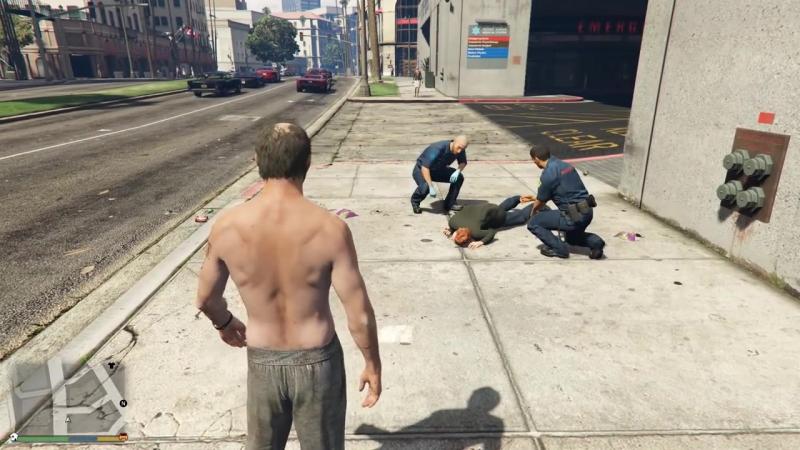 [Gamer Tech] GTA 5 - РАЗРУШИТЕЛИ ЛЕГЕНД 1