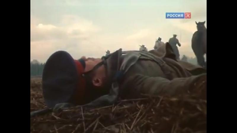 Хождение по мукам. 1974-77гг. 13 серия. . СССР. Х/ф. Революция, гражданская война, интервенция.