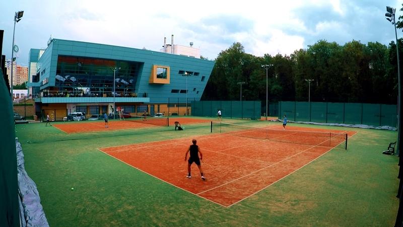 Tennis (grass) 10.07.18 vs Vitaly M.