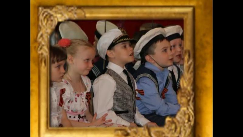 День Победы-праздник в Детском саду.