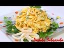 Салат Сеул с кальмарами/Salad with squid Seoul