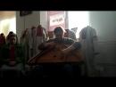 Егор Стрельников. Закрытие выставки «Нить судьбы в знаках русской обрядовой рубахи»