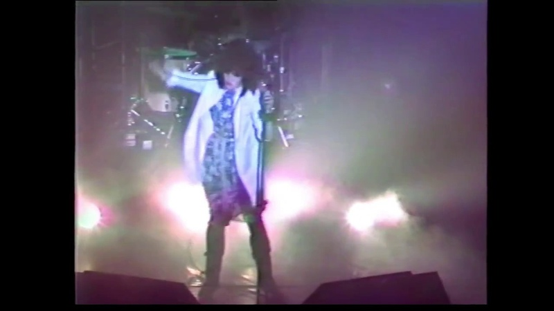 Siouxsie And The Banshees (live concert interview) - July 17, 1981, Amsterdam, Netherlands