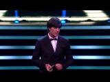 Joachim Löw – Wladimir Klitschko Bambi Awards 2017