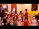 Весёлые ложкари - игра с залом 1-е отделение