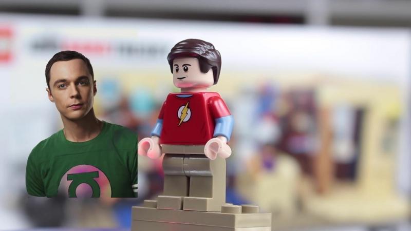Pokupalkin Lego Ideas 21302 The Big Bang Theory Теория Большого Взрыва Scooby Doo Скуби Ду