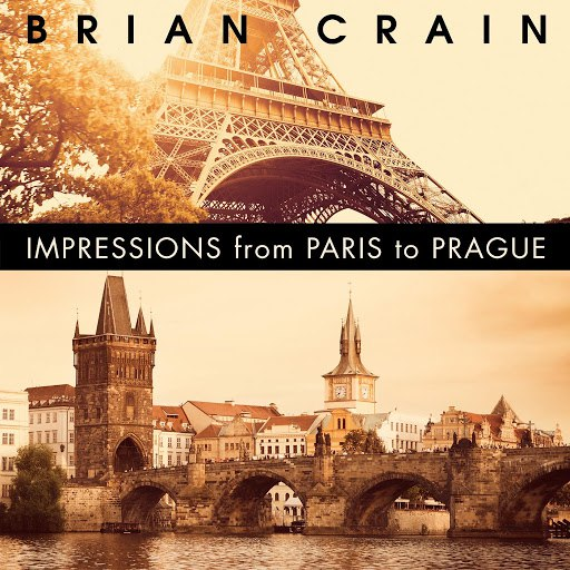Brian Crain альбом Impressions from Paris to Prague (Piano and Accordion Duet)