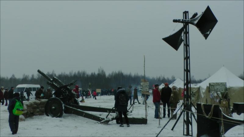 VII-й военно-исторический фестиваль «В ПОЛОСЕ ПРОРЫВА»
