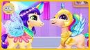 Приключения лошадок в Пониландии * Питомица мечты Пони Коко * Игры для девочек на Kids PlayBox