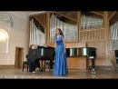 Даргомыжский А. 1-я песня Лауры из оперы Каменный гость . Исполняет Эльнара Караханова