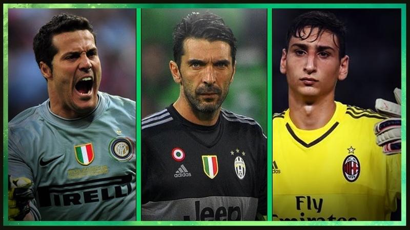 Parate Assurde e Indimenticabili - Serie A History