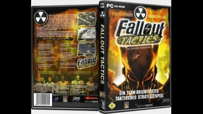 Fallout Tactics Brotherhood of Steel (PC) p9