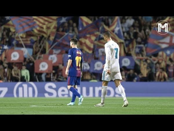 Lionel Messi vs Cristiano Ronaldo - Equality - HD
