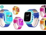 Умные часы Smart Baby Watch Q50, Q60, Q80, Q90, Q100