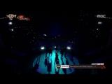 [CUT] 171231 (180101) MBC Gayo Daejejeon @ EXO — Intro + Going Crazy