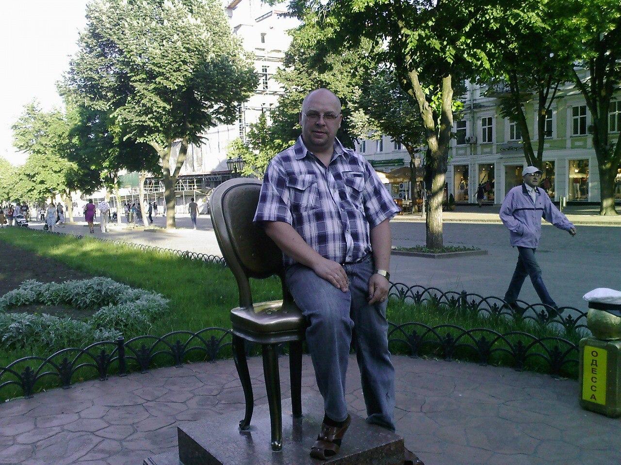 Олег Улаков, Санкт-Петербург - фото №1