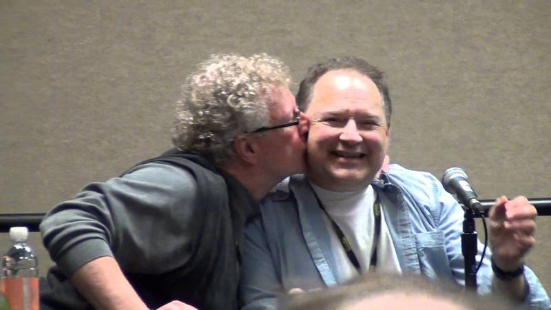 Babylon 5 / Tron Panel @ Megacon 2012 (part 3) » Freewka.com - Смотреть онлайн в хорощем качестве
