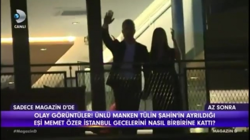Özcan ve Feyza evlendi. röportaj