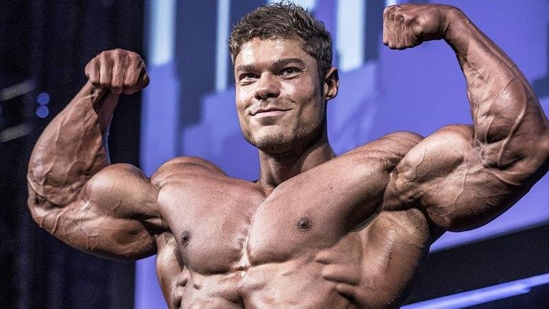 GENETİK HARİKASI 24 YAŞINDAKİ VÜCUTCU - Wesley Vissers | Fitness Motivasyon