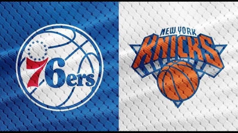 RS / 15.03.2018 / PHI 76ers @ NY Knicks