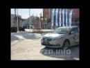 Губернатор Рязанской области Любимов прокатился на электрокаре