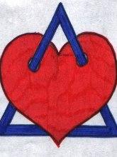Мастер-класс Любовный треугольник