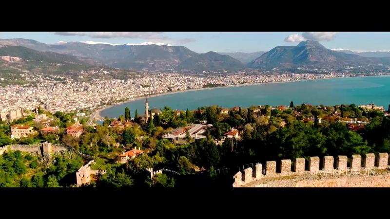 Шикарные кадры Турции дроном в 4К _ Epic shots of Turkey with drone