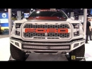 2017 Ford F150 Raptor n Fab Accessorized Walkaround 2017 SEMA