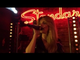 Юля Волкова в Standard Bar, Москва, The Standard PARTY от Russian Musicbox