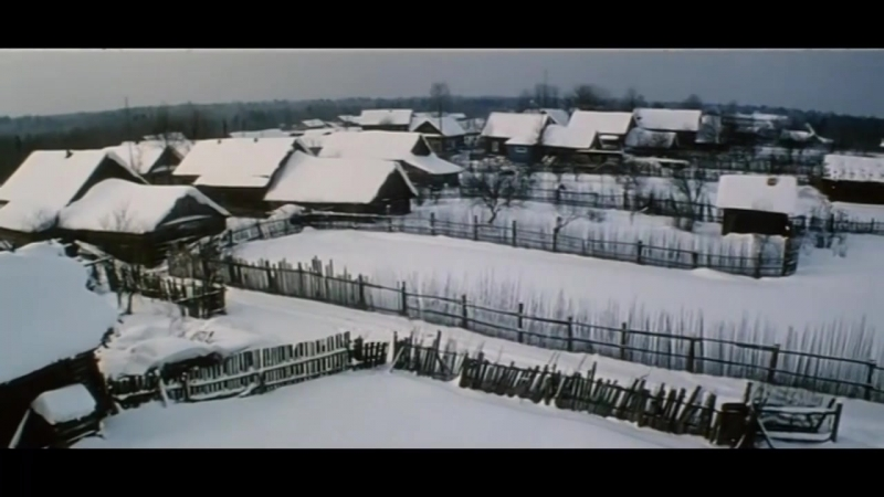 «Приезжая» (1977) - мелодрама, реж. Валерий Лонской
