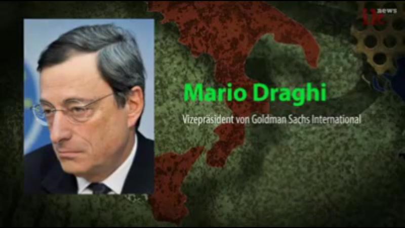 Goldman Sachs greift nach Europa - Ein Auszug aus unserem Film EUPOLY