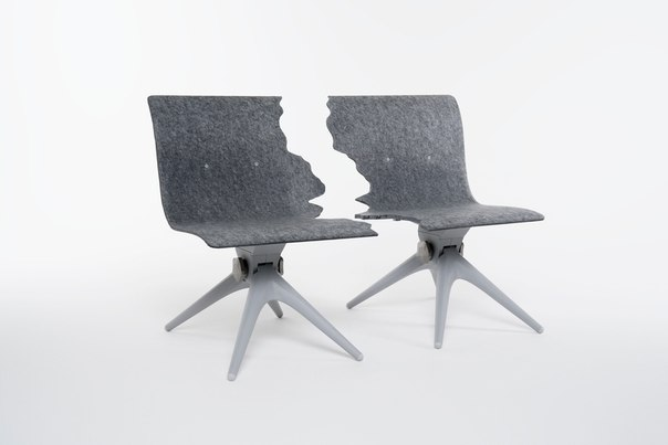 Snarkitecture & Pentatonic Unite For 'Fractured' Furniture Collection