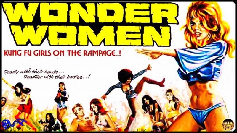 ◄Wonder Women(1973)Чудо-женщины*реж.Роберт Винсент О'Нил