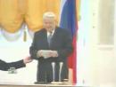пьяный Ельцин чудит