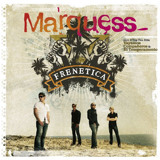 Marquess альбом Frenetica