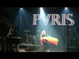 Pvris - same soul (live in Prague 711)
