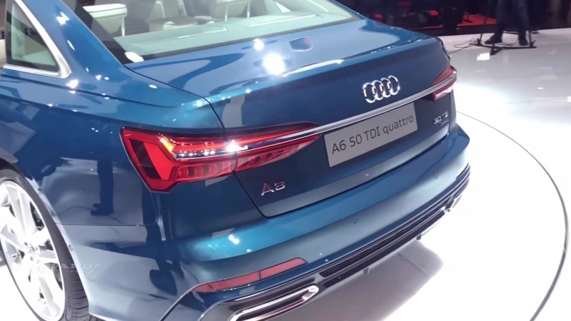 2019 Audi A6 50 TDI Quattro - Exterior And Interior Walkaround - 2018 Geneva Motor Show