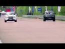 Benz ML 6.3 AMG vs Range Rover sport