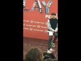 19.12.2017г. Автограф-сессия The Body Shop, Starfield Coex Mall Live Plaza