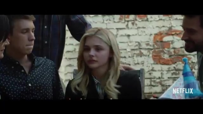 BrainOnFire starring @ChloeGMoretz is available on Netflix from today! - - The film is adapted from the excellent memoir by our