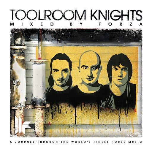 Alex Kenji альбом Toolroom Knights Mixed By Forza