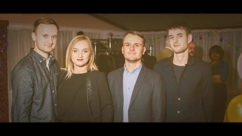 Любимая работа Крутяцкие корпоративы 2018 😀😀😀 Отрывались не по детски 😊😊😊2018 часть2