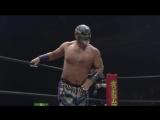 The Great Muta, Daisuke Sasaki, Tetsuya Endo vs. Danshoku Dino, Keisuke Ishii, Ken Oka (DDT - Judgement 2018 ~ 21st Anniversary)