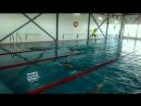 Первые соревнования в бассейне Брасс 50 метров